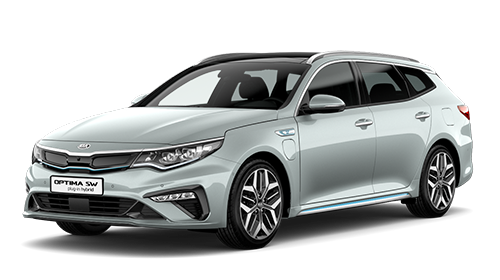 Optima Sportswagon Plug-in Hybrid
