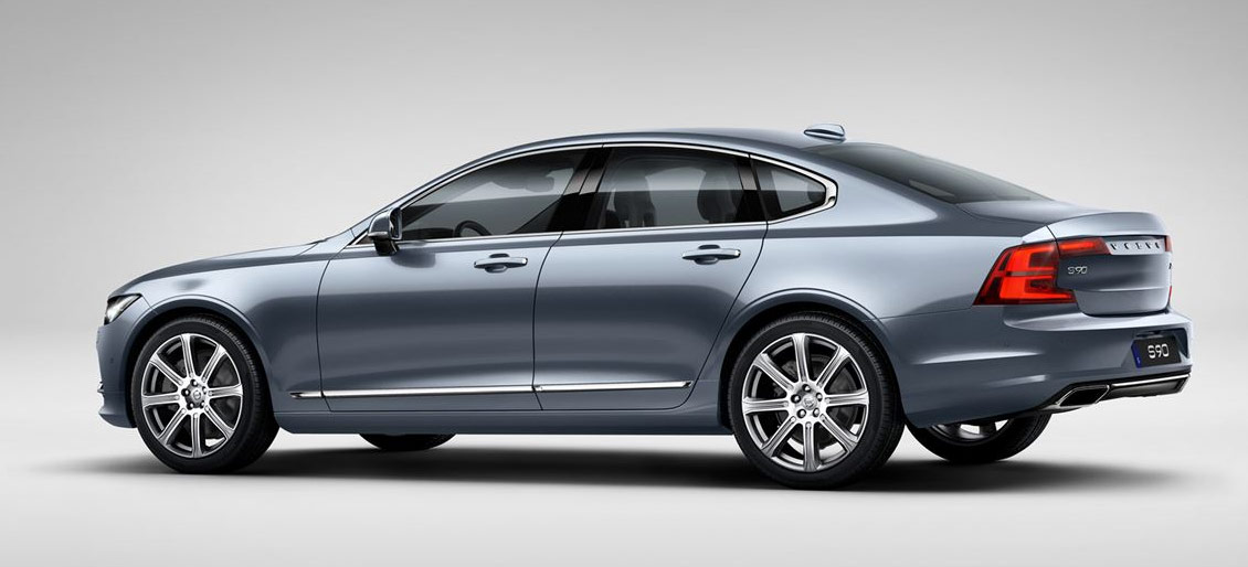 VOLVO S90 OSVOJIO PRESTIŽNU NAGRADU PRODUCTION CAR DESIGN 2015
